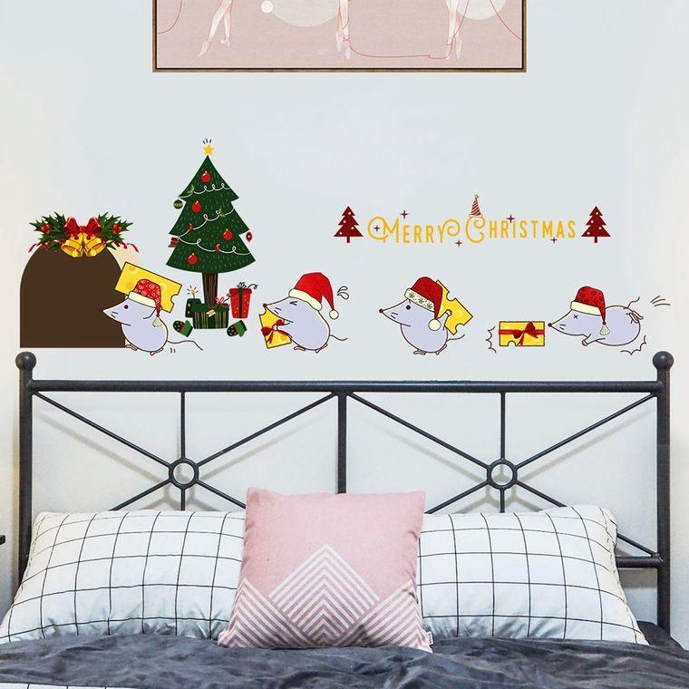 dormitorios infantiles decoracion pared