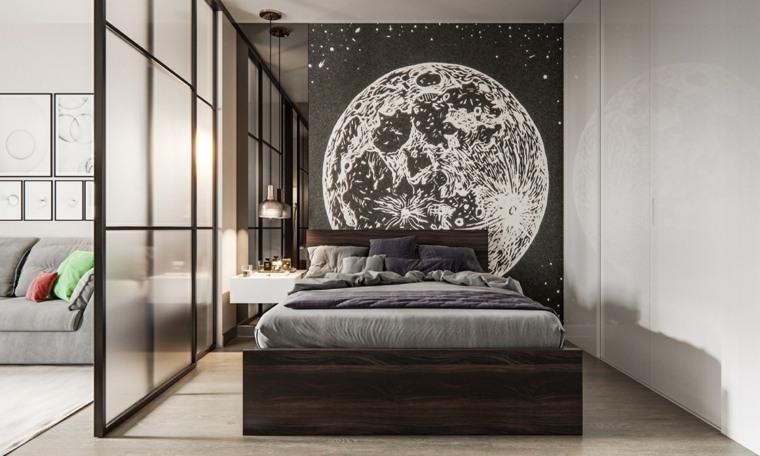 espacio-estrecho-ideas-sperar-dormitorio-salon