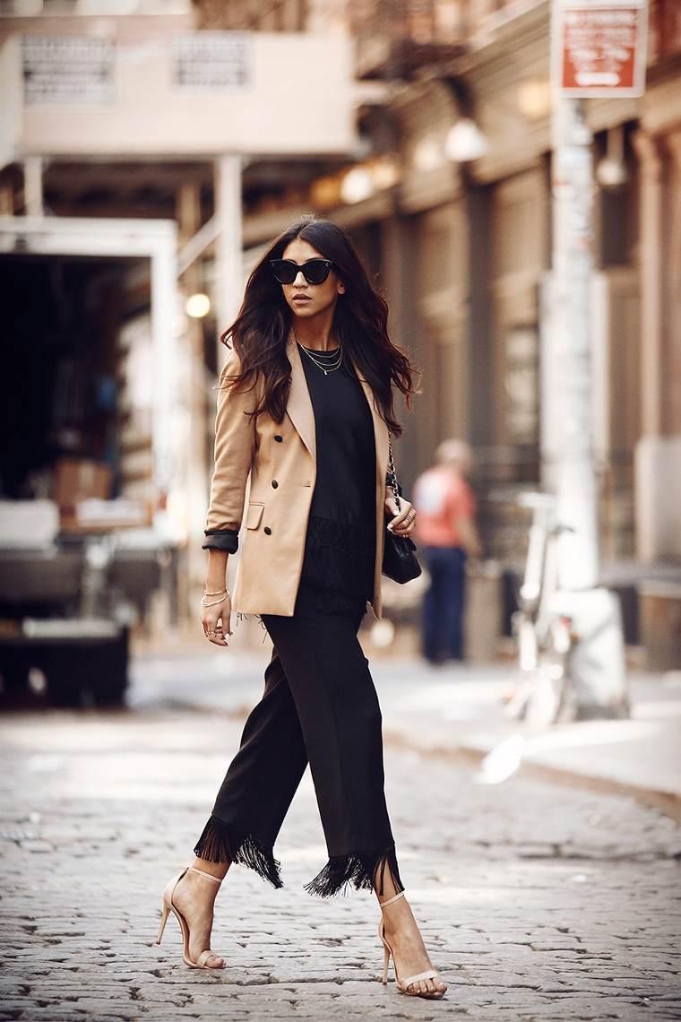 ropa-negra-opciones-combinar-beige-ideas