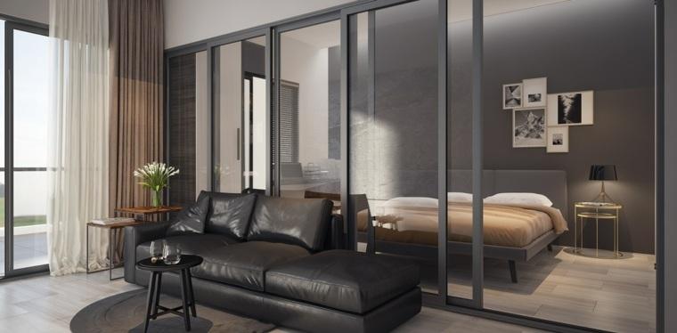 separar-espacios-salon-dormitorio-ideas