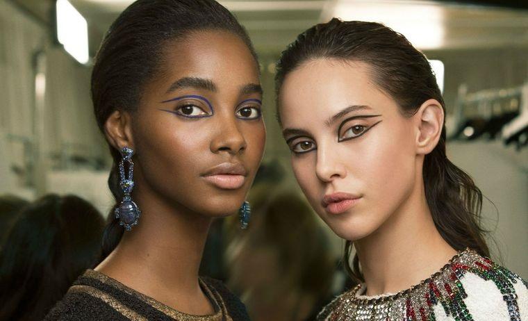 tipos de maquillaje original delineado