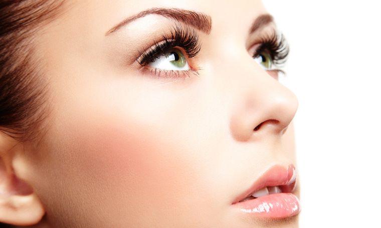 tipos de maquillaje pestañas resaltar mirada