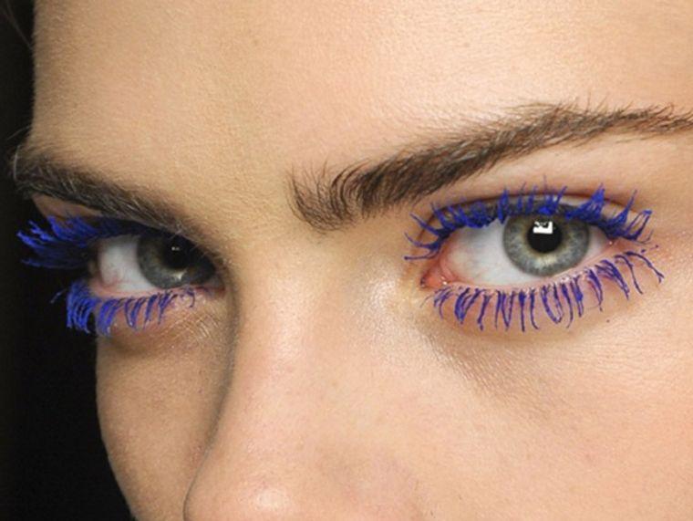 tipos de maquillaje rimel color