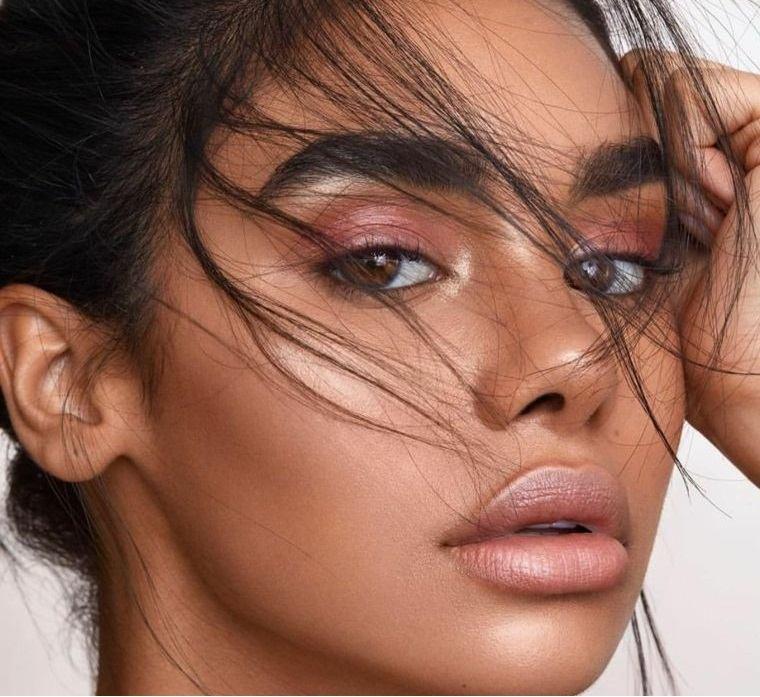 tipos de maquillaje sencillos 2021