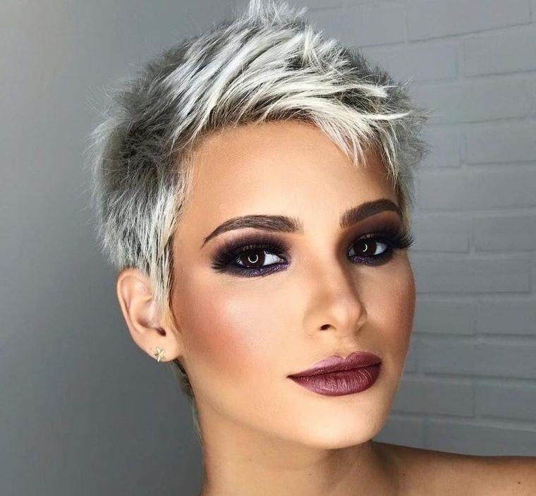 tipos de peinados mujer estilo