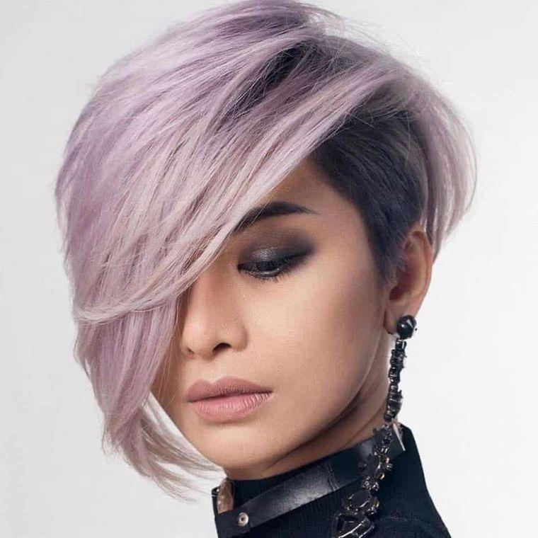 tipos de peinados mujer moderna