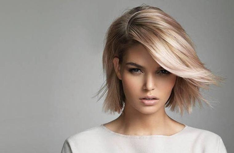 tipos de peinados mujer tendencia