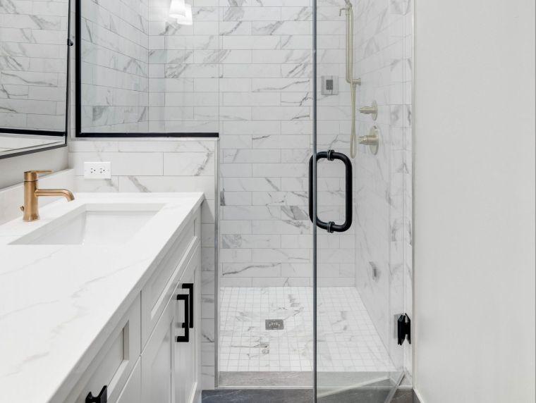 muebles de baño modernos 2021-estilo