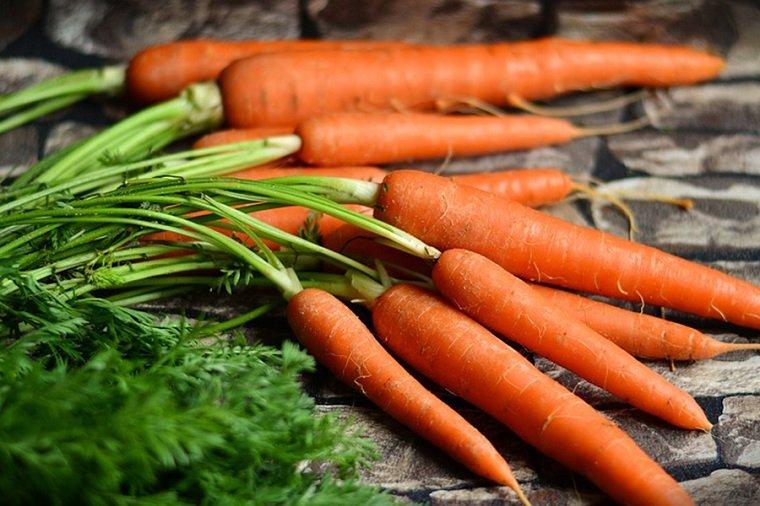 alimentos-naranjas-amarillos-zanahoria