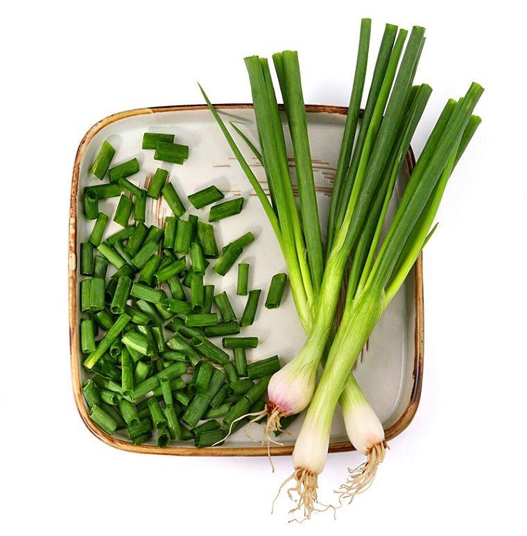 alimentos verdes-beneficios-cebollas-verdes