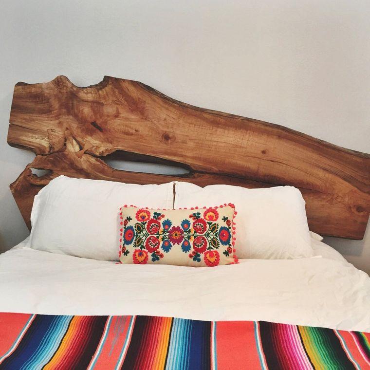 cabeceros de madera exclusivos