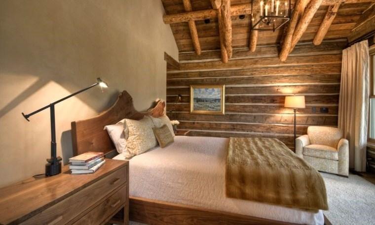 cabeceros decoracion rustica dormitorios