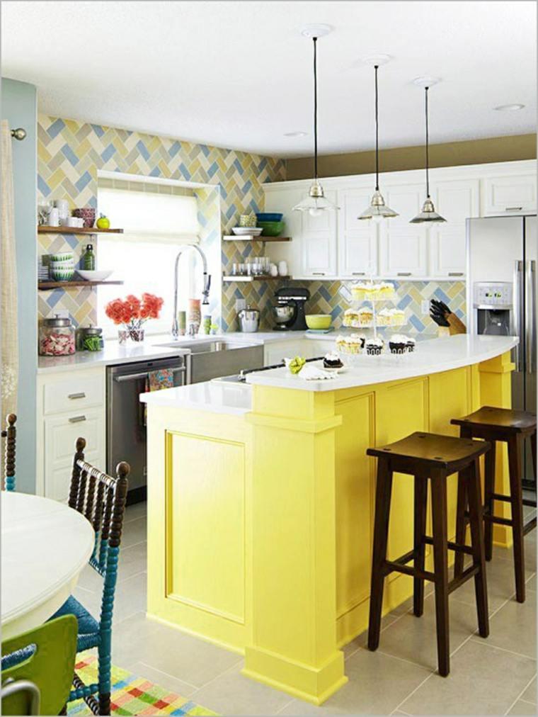 cocina-ideas-color-amarillo