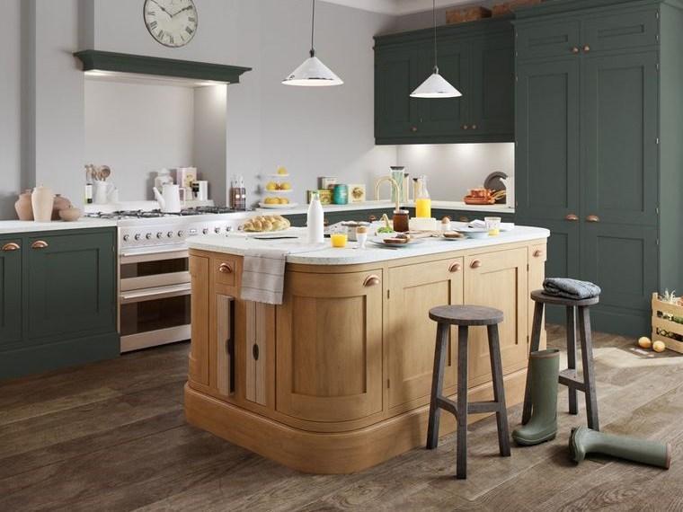 cocinas modernas diseños