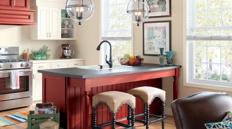 cocinas modernas espacios pequeños