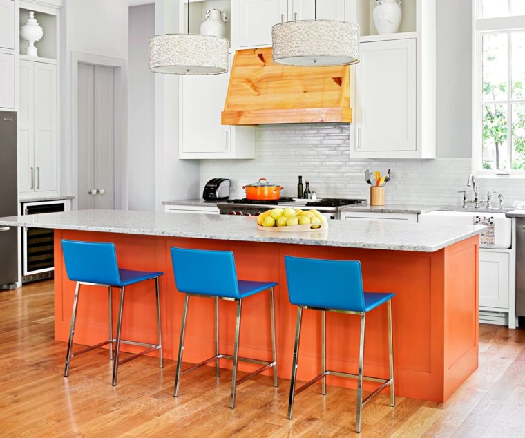color-naranja-ideas-cocina