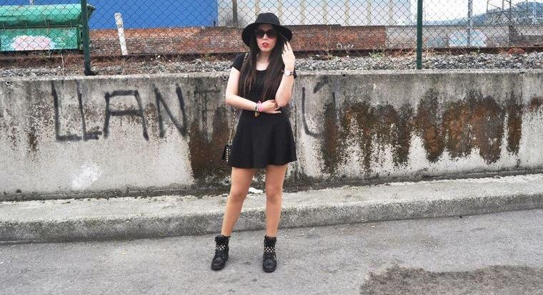 color negro atemporal