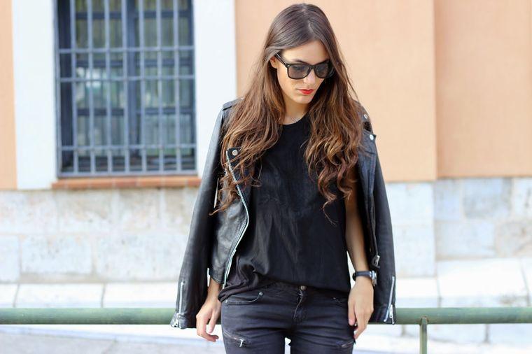 Color negro – Un estilo urbano para cualquier ocasión que nunca pasa de moda
