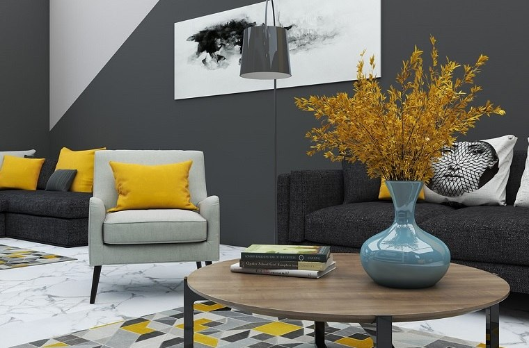 colores amarillo gris opcion 2021
