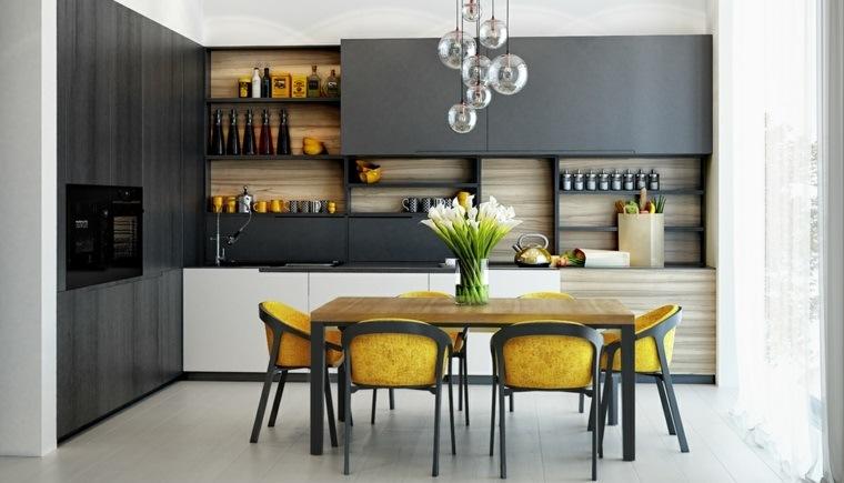 colores cocina decoracion