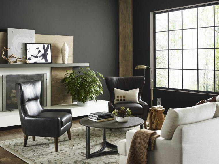 colores-oscuros-muebles-cuero-salon-ideas