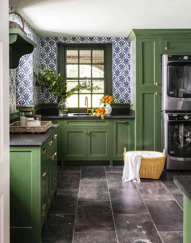 combinar-verde-azul-cocina