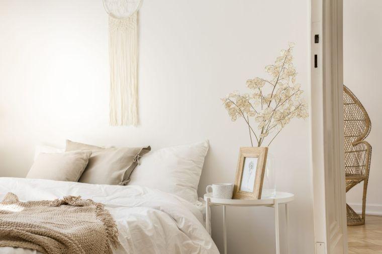 Dormitorios de matrimonio modernos 2021-ideas-blanco