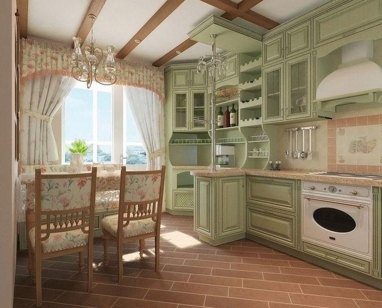 estilos de cocinas decoracion provenzal
