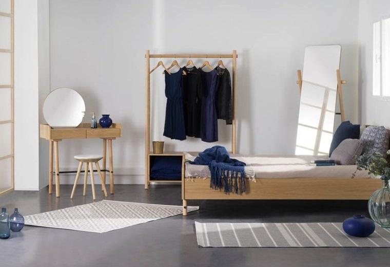 japandi estilo minimalista dormitorio
