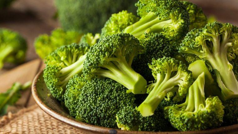 metabolismo rápido broccoli