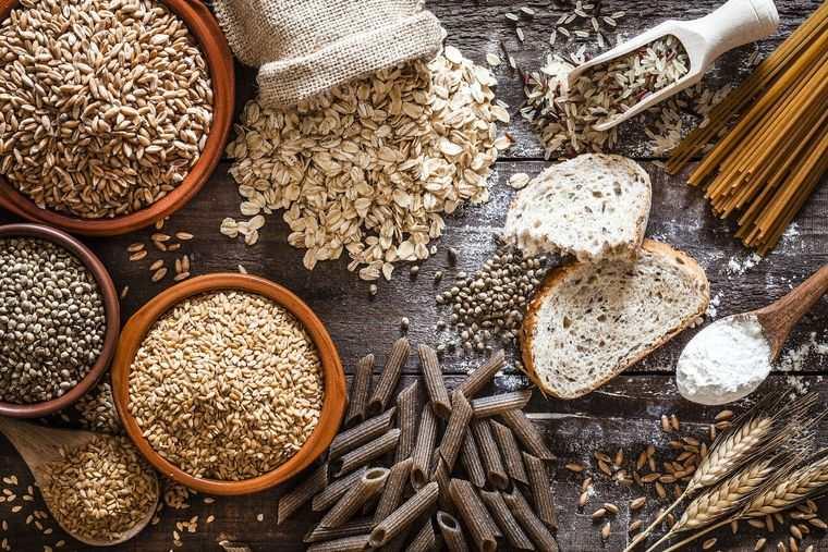 metabolismo rápido cereales integrales