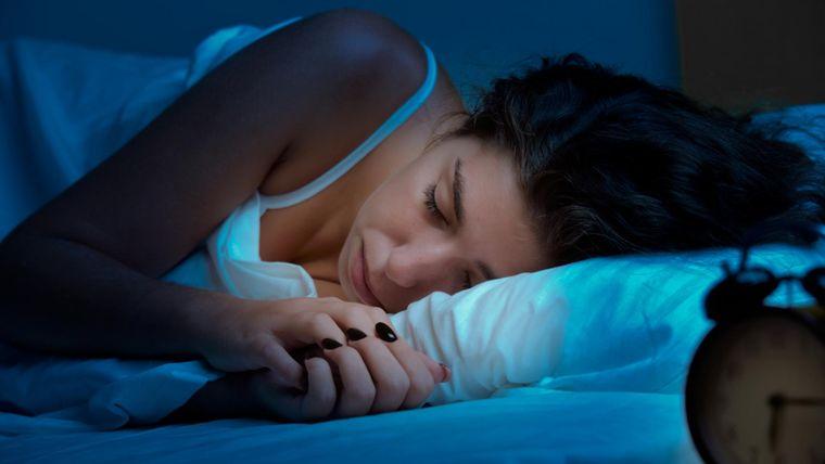 metabolismo rápido dormir bien