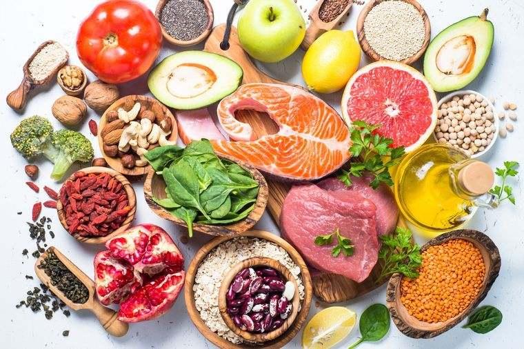 metabolismo rápido proteinas