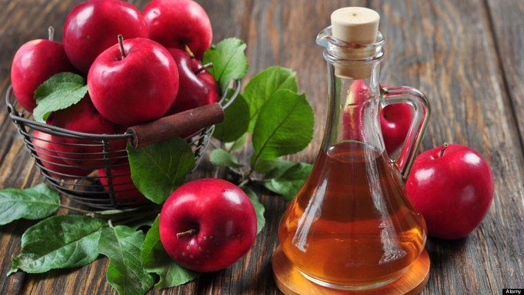 metabolismo rápido vinagre de manzana