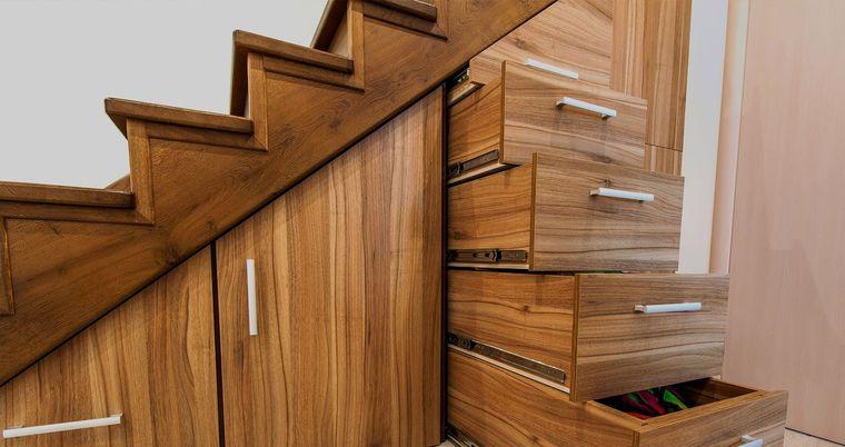 optimizar espacio cajones madera