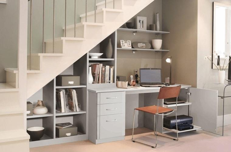 optimizar espacio oficina hogar