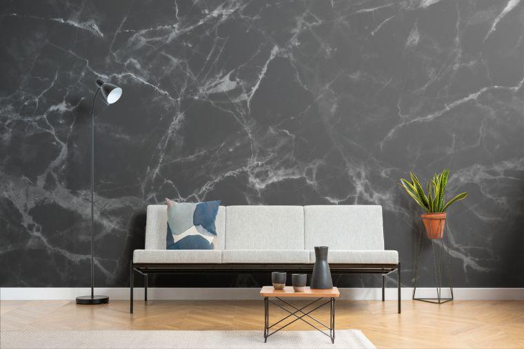 papel tapiz efecto marmol