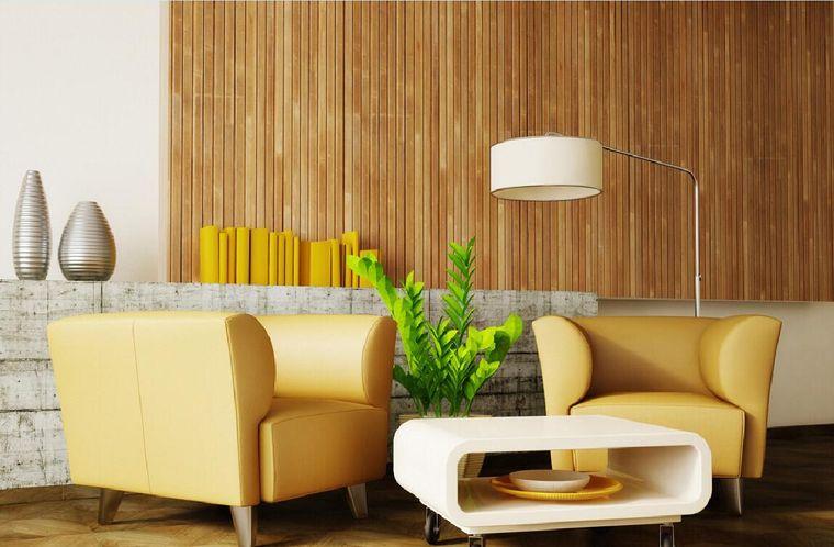 papel tapiz tipo bambu
