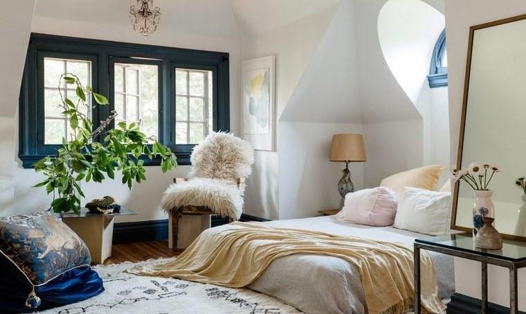 tendencias decoración dormitorios acogedores