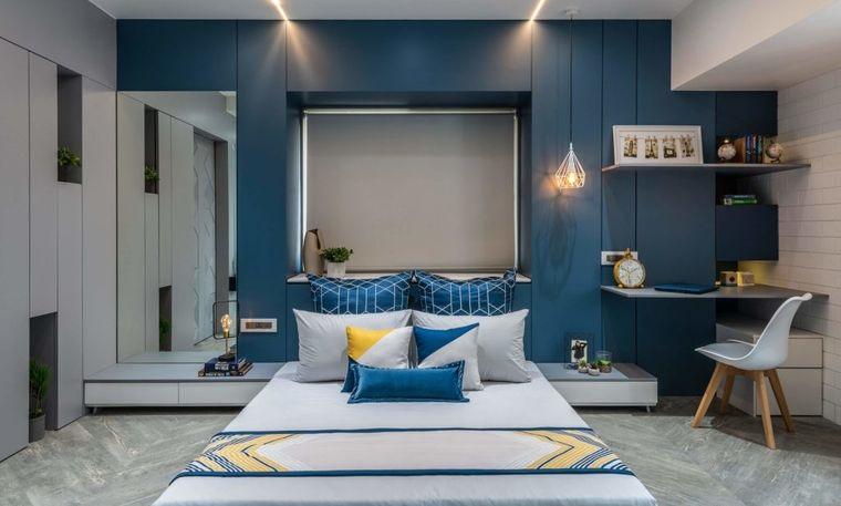 tendencias decoración dormitorios con ergonomia