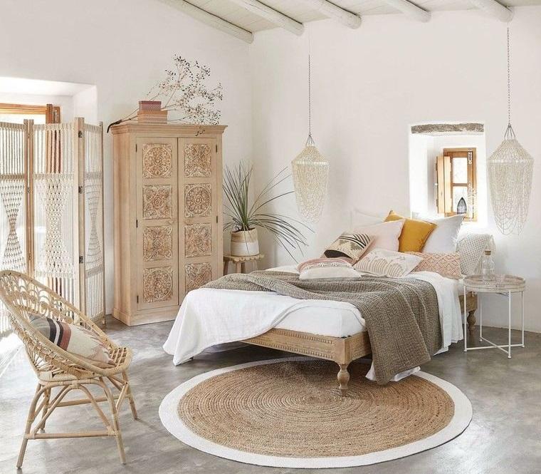 tendencias decoración dormitorios estilos