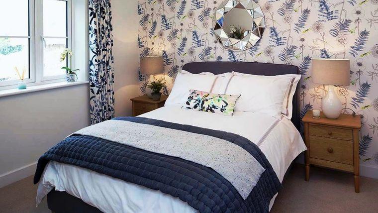 tendencias decoración dormitorios pequeños