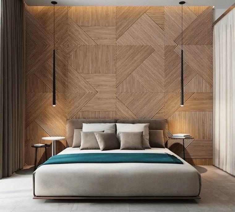 tendencias decoración dormitorios sofisticados