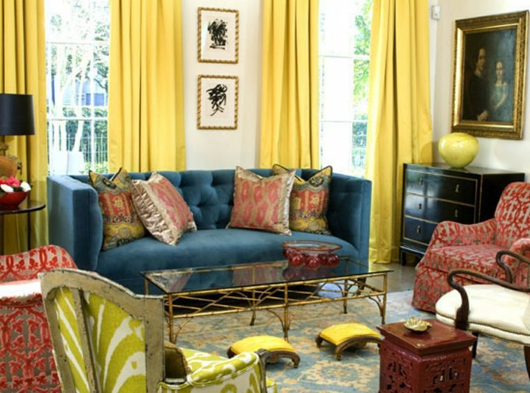 Colores-que-combinan-con-amarillo-cortinas