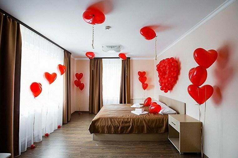 Planes para San Valentin 2021 -globos-decorar