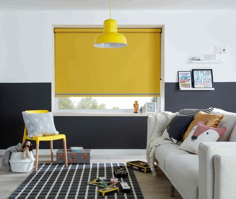 combinar-amarillo-negro-ideas-opciones