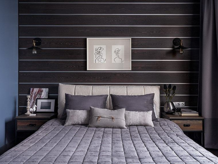 como-decorar-un-dormitorio-pequeno-ideas-pared