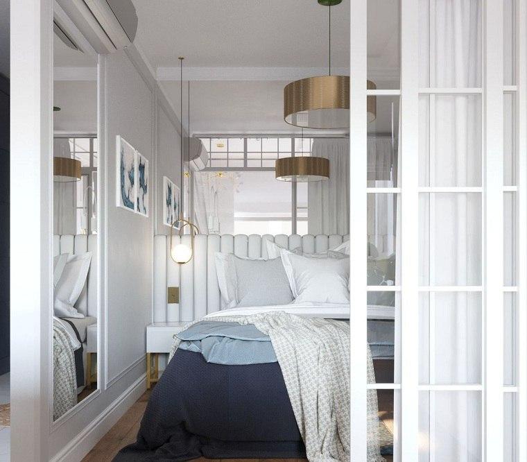 como-decorar-un-dormitorio-pequeno-moda
