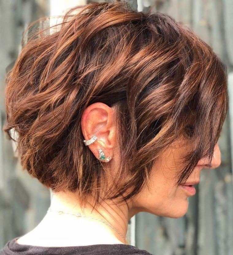 cuidado del cabello corto primavera