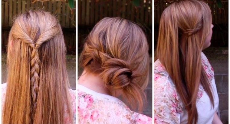 cuidado del cabello largo